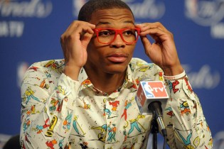 Russell Westbrook Is Designing High-End Frames for NBA Teams