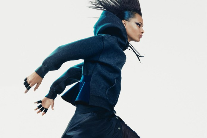 sacai x NikeLab 2015 Summer Collection