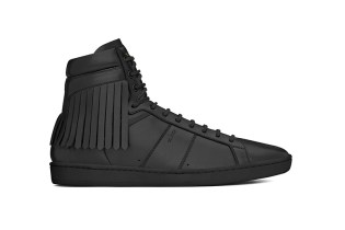 Saint Laurent 2015 Fall/Winter Sneaker Collection