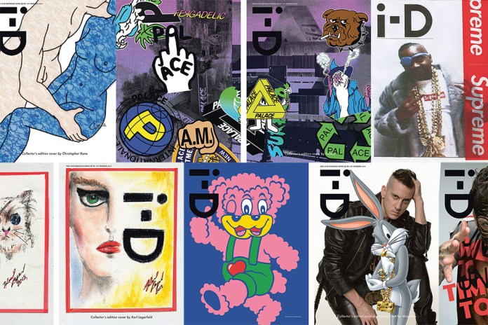 See Every Cover From 'i-D' Magazine's 35-Year History