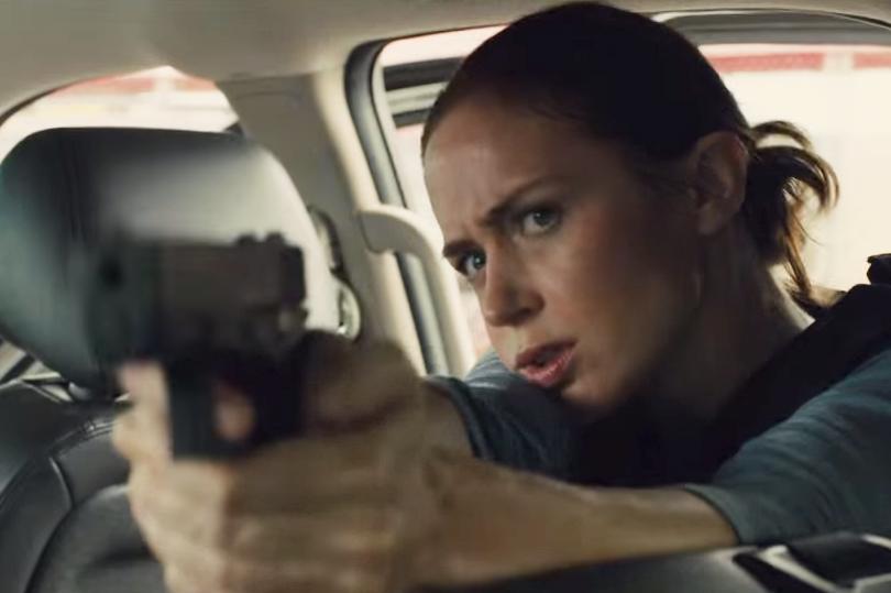 'Sicario' Official Trailer Starring Emily Blunt & Josh Brolin