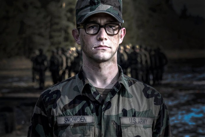 'Snowden' Official Teaser Trailer Starring Joseph Gordon-Levitt