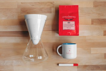 Soma x Intelligentsia Limited Edition Gift Set