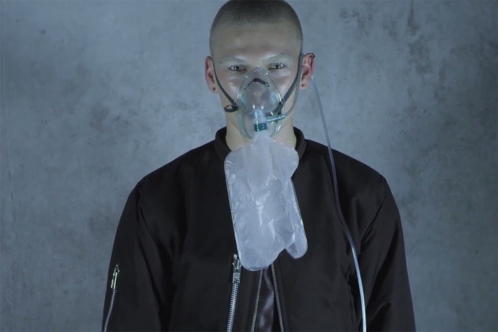 """Sons of William 2015 Fall/Winter """"Frost Esthetique"""" Lookbook Video"""