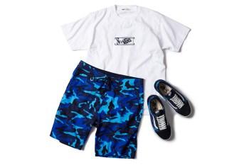 "SOPHNET. x Vans 2015 Spring/Summer ""Beach"" Pack"