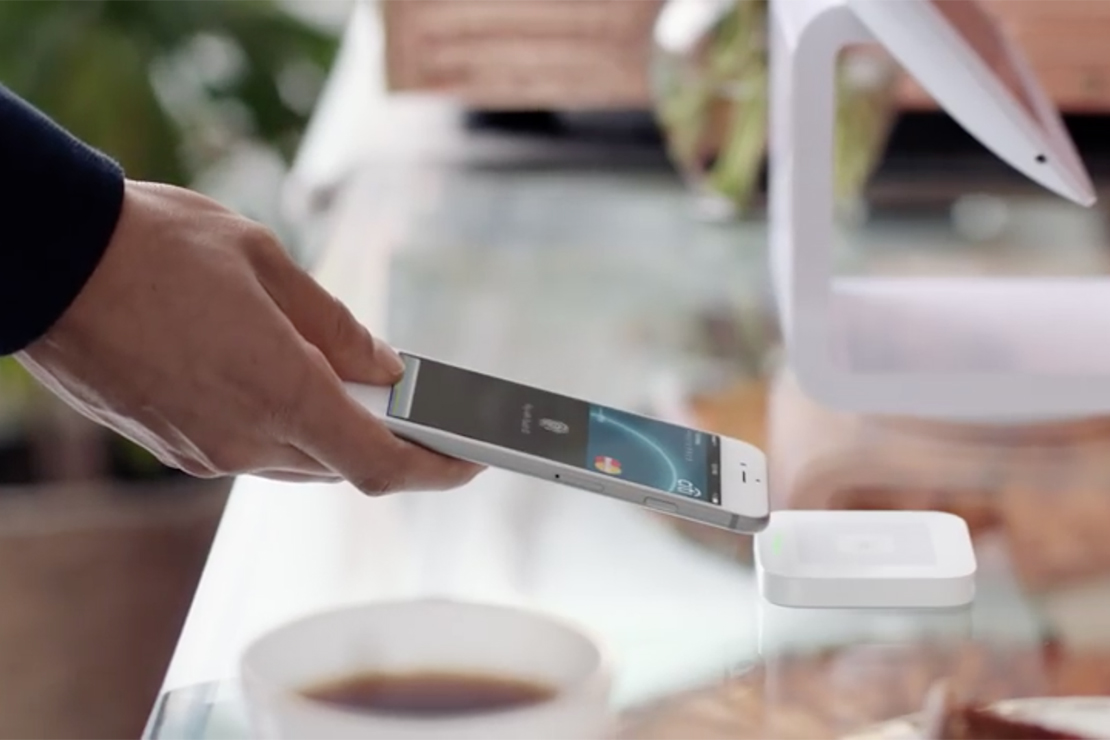 Square to Accept Apple Pay With New Contactless Reader