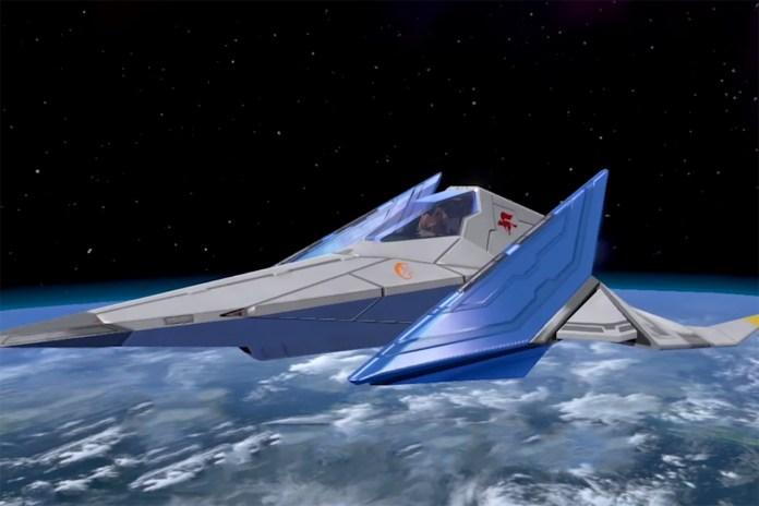 'Star Fox Zero' E3 Trailer