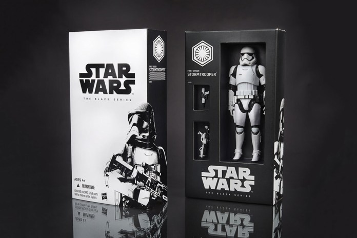 A First Look at the 'Star Wars: The Force Awakens' Action Figures
