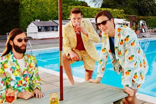 "Stella Artois x YMC 2015 Summer ""Le Poolwear"" Collection"