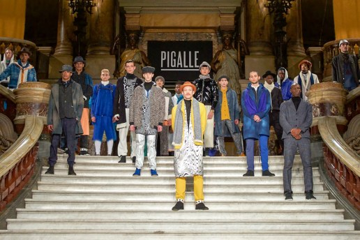 Stephane Ashpool Talks ANDAM Nominations and the Future of Pigalle With Business of Fashion