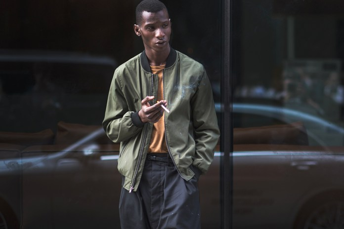 Streetsnaps: London Collections Men 2016 Spring/Summer Part 4