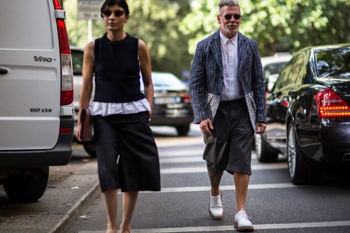 Streetsnaps: Milan Fashion Week June 2015 - Part 2