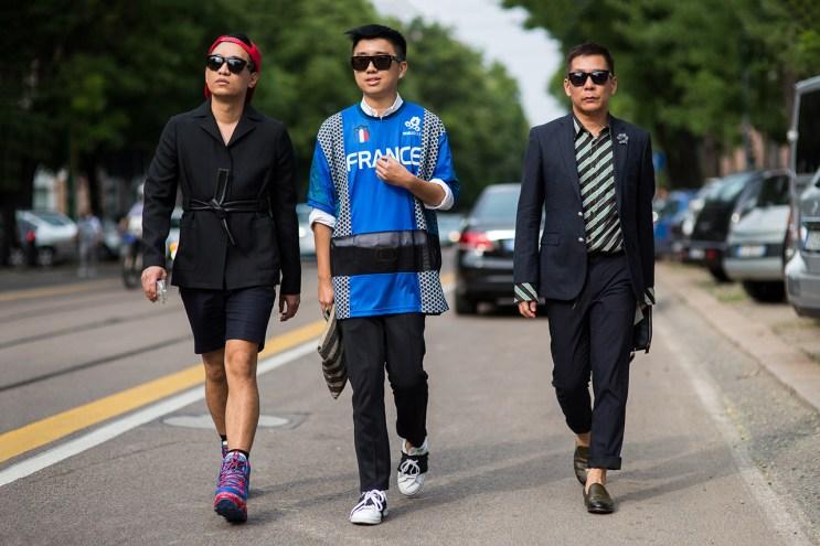 Streetsnaps: Milan Fashion Week June 2015 - Part 3