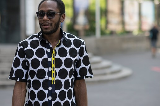 Streetsnaps: Paris Fashion Week June 2015