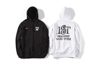 "Stussy Releases Limited Edition ""PPP"" Collection"
