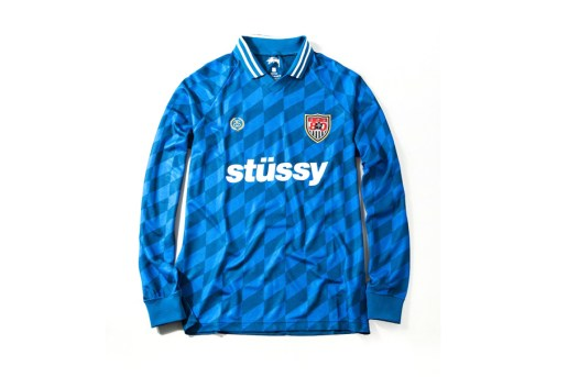 Stussy 2015 Summer Soccer Kits