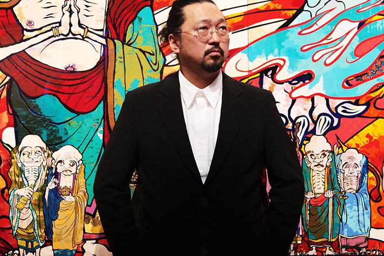 Takashi Murakami Unveils Two New Exhibitions for Tokyo and Yokohama