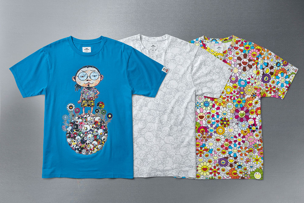 Takashi Murakami x Vans 2015 Summer Apparel and Skate Decks