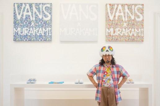 Takashi Murakami x Vans Vault Showcase @ Hotel Du Grand Veneur, Paris