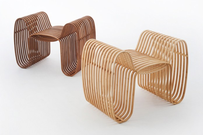 The Bow Tie Chair by Gridesign Studio