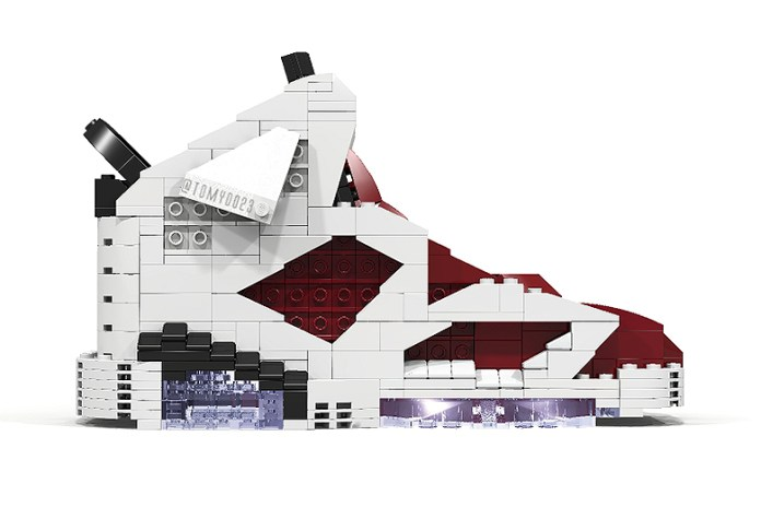 The Carmine VI Remade in LEGO