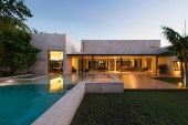 The Casa GD by Reyes Rios + Larrain Architects