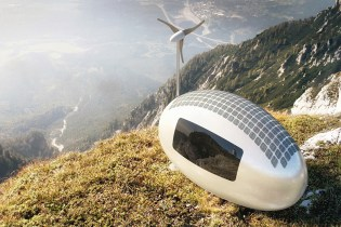 The Ecocapsule Allows You to Completely Live off the Grid