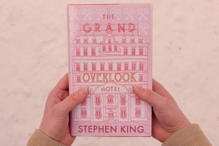 """The Grand Overlook Hotel"" by Steve Ramsden"