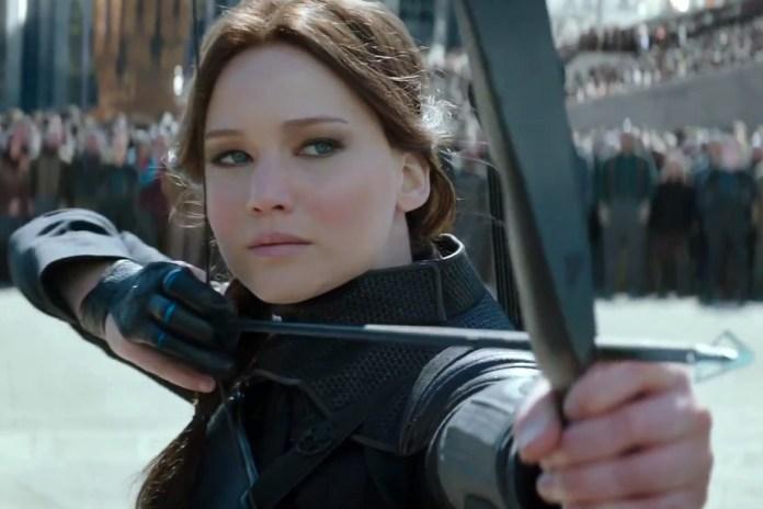 'The Hunger Games: Mockingjay - Part 2' Official Teaser Trailer