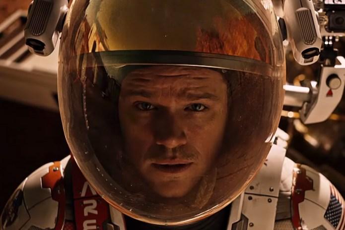 'The Martian' Official Trailer Starring Matt Damon