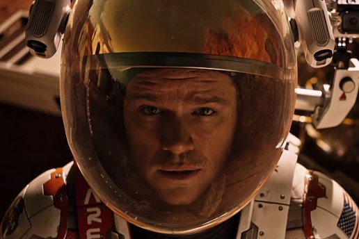 'The Martian' Official Trailer Starring Matt Damon