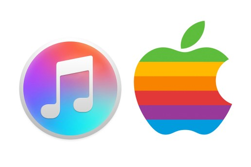 The New iTunes Icon Takes Inspiration from Apple's 1977 Logo
