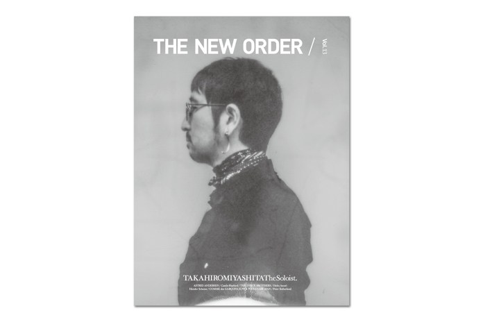 'THE NEW ORDER' Volume 13