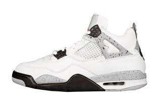 """The """"Nike Air"""" Jordan 4 Will Return in 2016"""