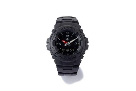 "the POOL aoyama x Casio G-Shock Limited Edition ""G-100-1BJF"" Watch"