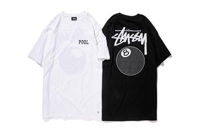 the POOL shinjuku x Stussy T-shirt Collection