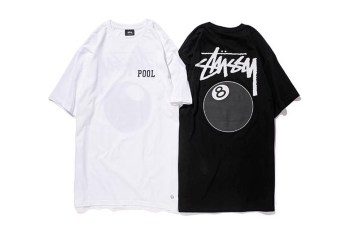 the POOL shinjuku x Stussy T-shirt Collection