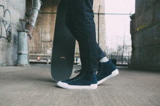 """""""The Weekday Warrior"""" – Skating in The HUF Classic Hi"""
