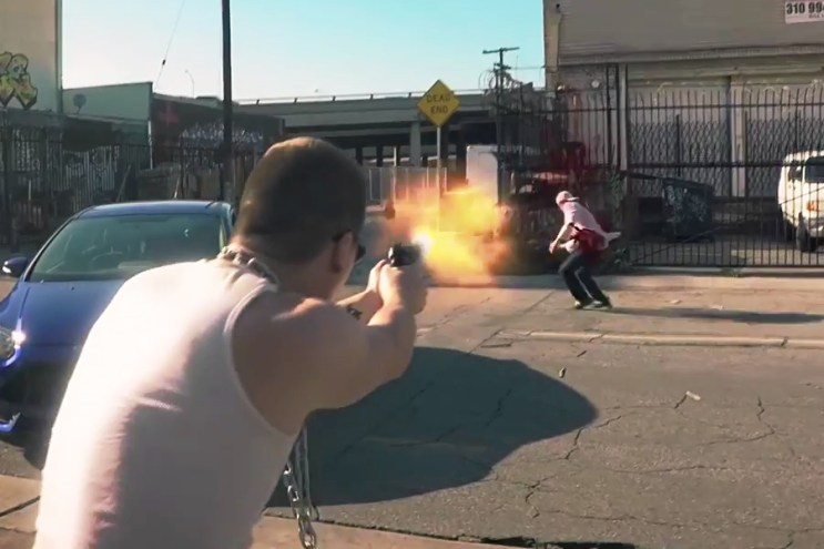 This Is What 'Grand Theft Auto V' Looks Like in Real Life