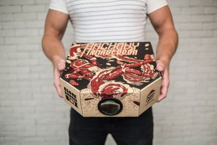 This Pizza Hut Box Can Transform Into a Movie Projector