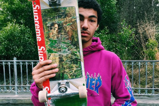 Thrasher x Supreme 2015 Spring/Summer Collection