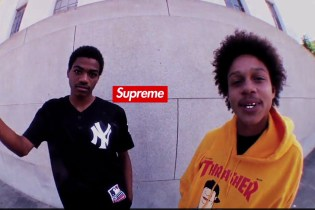SICKNESS Video by William Strobeck for Supreme