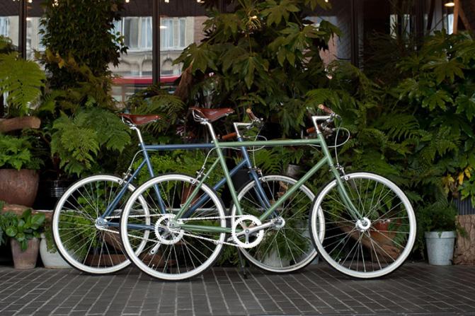 Tokyobike x Ace Hotel City Cycle