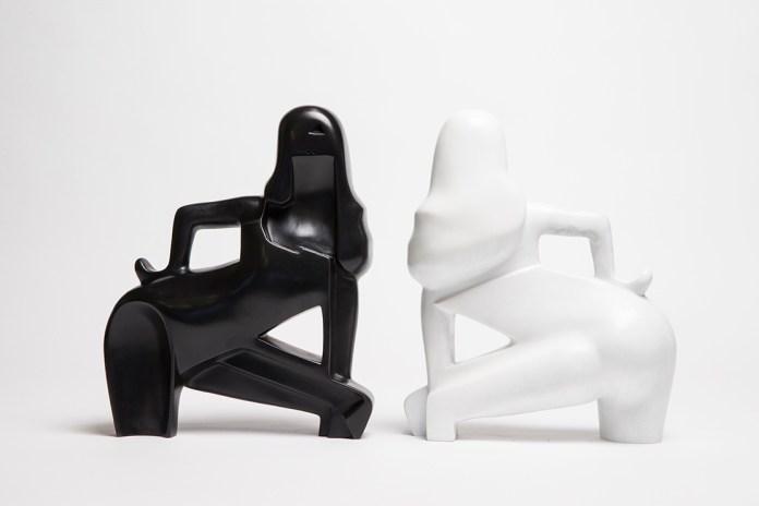 Tomoo Gokita x Case Studyo 'A Bathing Beauty' Sculpture