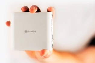 Touchjet Pond Projected Touchscreen
