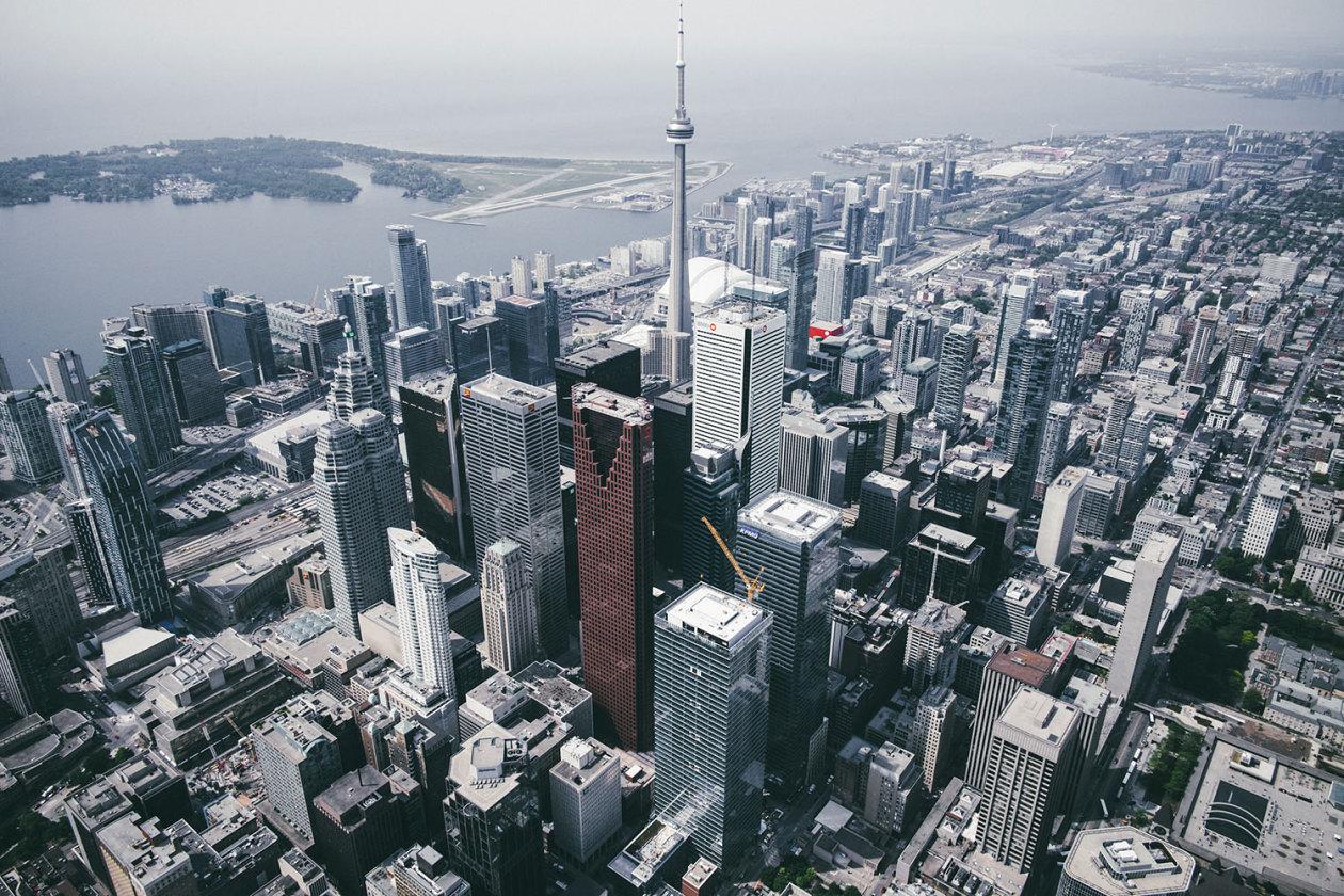 trashhand Offers up a Bird's Eye View of Toronto