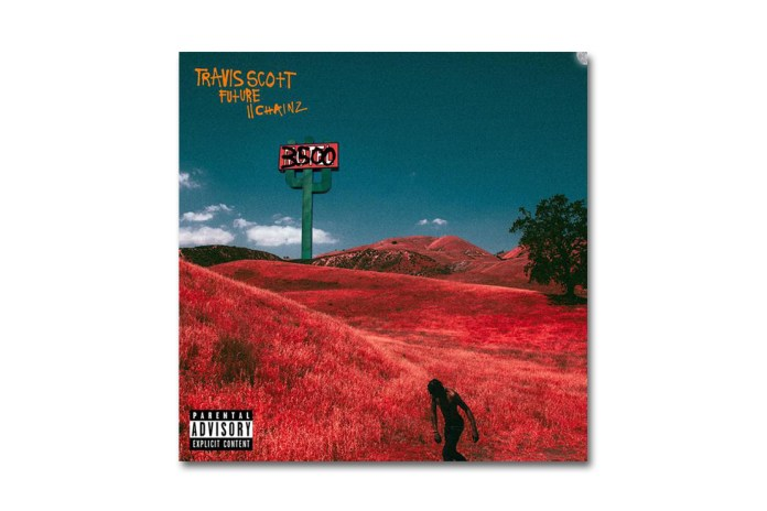"Travis Scott Announces ""3500"""