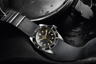Tudor Heritage Black Bay One Reference 7923/001