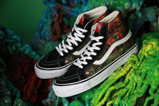 "Ron English x UBIQ x Vault by Vans ""Camo Deer"" Pack"