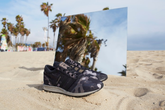 Undefeated x adidas Consortium Los Angeles